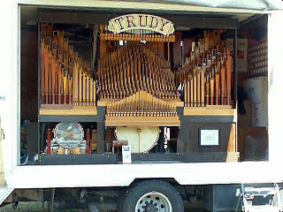 "The ""Trudy""  Band Organ"
